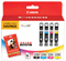 Canon Printer Color Ink Cartridge Four Pack