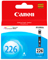 Canon Cyan Printer Ink Cartridge