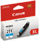 Canon Cyan Photo Ink Cartridge
