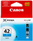 Canon Printer Cyan Ink Cartridge For Pro 100