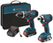 Bosch Tool Kit With Drill And Impact Driver