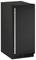 "U-Line 15"" Black 1000 Series Clear Ice Machine"