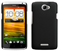 Case-Mate Barely There Black Protective Case For The HTC One X