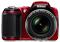 Nikon COOLPIX L810 Red 16.1 Megapixel Digital Camera