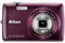 Nikon COOLPIX S4300 Plum 16.0 Megapixel Digital Camera