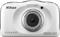Nikon Coolpix W100 White 13.2 Megapixel Waterproof Digital Camera