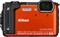 Nikon Coolpix W300 Orange 16.0 Megapixel Waterproof Digital Camera