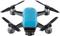 DJI Spark Sky Blue Quadcopter Fly More Combo
