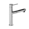 Riobel Cayo Stainless Steel Kitchen Faucet With Spray