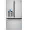 GE Cafe 22.2 Cu. Ft. Stainless Steel Counter-Depth French Door Refrigerator