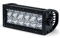 "Rogue 4 Delta Series 6"" RGB Double Row LED Spot Beam Light Bar"