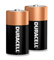 Duracell D 4 Pack Without Packaging