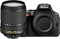 Nikon D5600 Black Digital SLR Camera 18-140mm VR Lens Kit