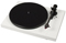 Pro-Ject Debut Carbon DC White Turntable