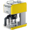 DeLonghi Yellow kMix 10-Cup Coffee Maker