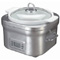 DeLonghi Stainless Steel 5 Qt. Slow Cooker