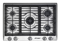 "Dacor Distinctive 30"" Stainless Steel Gas Cooktop"
