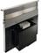 "Best 36"" Built-In Stainless Steel Downdraft 500 CFM Internal Blower"