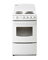 Danby 2.4 Cu. Ft. White Electric Range