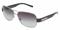 Dolce & Gabbana Mens Black Frame Grey Lens Sunglasses