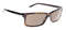 Dolce & Gabbana Womens Havana Frame Brown Lens Sunglasses
