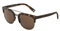 Dolce & Gabbana Matte Dark Havana Square Mens Sunglasses