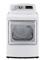 LG 7.3 Cu. Ft. White Electric Steam Dryer