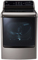 LG Graphite Steel Mega Capacity TurboSteam Dryer