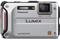 Panasonic Lumix 12.1 Megapixel Silver Digital Camera