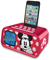 iHome Kid Designs Minnie Mouse iPod Alarm Clock Speaker System
