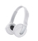 Sony White NFC Bluetooth Headphones