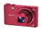Sony Cyber-Shot 18.2 Megapixel Red Digital Camera
