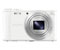 Sony White Cyber-Shot 20.4 Megapixel Digital Camera