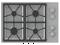 "Dacor Distinctive 30"" White High Altitude Liquid Propane  Cooktop"