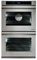 "Dacor Distinctive 30"" Stainless Steel Double Wall Oven"