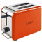 DeLonghi Orange kMix 2-Slice Toaster
