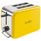 DeLonghi Yellow kMix 2-Slice Toaster