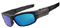 PivotHead Durango Glacier Blue Eyewear With Camera