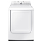 Samsung 7.2 Cu. Ft. White Front Load Gas Dryer