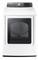Samsung White Electric Steam Dryer