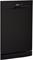 Avanti Black Built-In Dishwasher