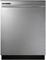 "Samsung 24"" Built-In Stainless Steel Dishwasher"