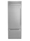 "Dacor Discovery 30"" Stainless Steel Fully Integrated Bottom Freezer Refrigerator"