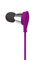 AT&T JIVE Purple In-Line Mic Earbuds