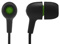 InCase Capsule Black And Green In Ear Headphones