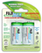Fuji Enviro-Max C Super Alkaline Battery 2-Pack