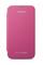 Samsung Galaxy Note II Pink Flip Case