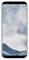 Samsung Galaxy S8 White Silicone Cover