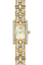 Citizen Eco-Drive Gold-Tone Stainless Steel Silhouette Womens Watch
