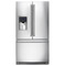 Electrolux Counter Depth French Door Stainless Steel Bottom Freezer Refrigerator